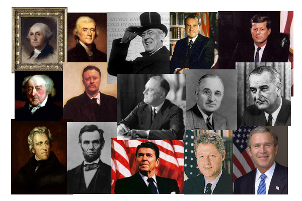 presidencycollage