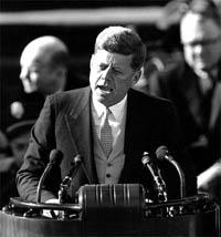 JFKinauguration